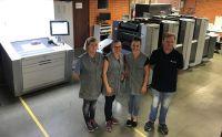 Speedmaster SX 52 se destaca na produção de pequenas e médias tiragens na Gráfica Volpato