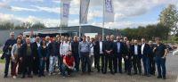 Sunnyvale leva empresários brasileiros para visita técnica em empresa de rótulos na Bélgica