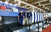 Rex Embalagens investe em impressoras da Koenig & Bauer