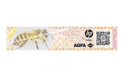 HP Indigo e Agfa introduzem solução de design variável para proteção de marca e impressão de segurança