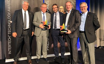 Tecnologia do Hybrid VDP é premiada pelo 2019 InterTech Technology Award