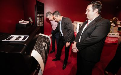Casa Canon é inaugurada com exposição e tour pelo espaço