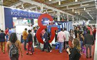 Koenig & Bauer anuncia participação na ExpoPrint Latin America 2022