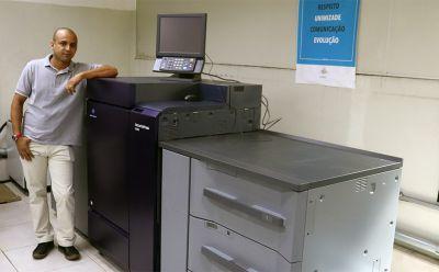 Dprint investe em segundo modelo AccurioPress C6100