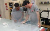 VP Máquinas lança Campanha do Bem para produção de cúpulas de acrílico