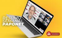 Paponet celebra 100 vídeos publicados em seu canal