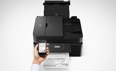 Canon tem novidades com impressoras tanque de tinta GM4010 e G7010