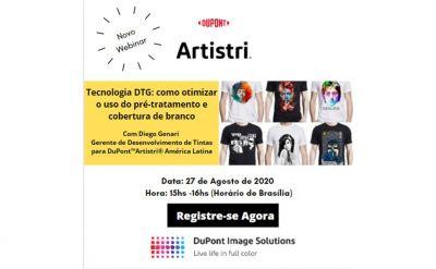 DuPont promove webinar sobre tecnologia DTG