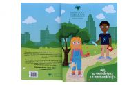 Cartilha ensina importância das embalagens e da reciclagem para as crianças