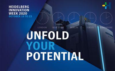 """Evento online da Heidelberg """"Innovation Week"""" está com inscrições abertas"""