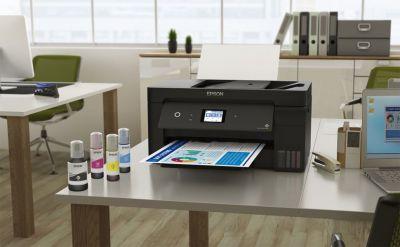Impressora gera economia para pequenos e médios escritórios