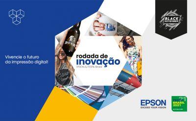 Rodada de Inovação por Epson e FESPA Brasil tem alto interesse do público