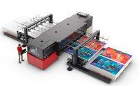 Agfa apresenta nova versão da impressora Jeti Tauro