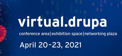 virtual.drupa objetiva geração de leads e de networking no Networking Plaza