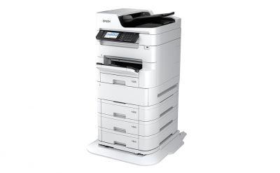 Epson traz ao Brasil novas impressoras multifuncionais coloridas A3 corporativas