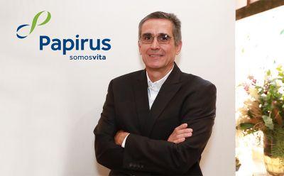 Papirus integra-se à cleantech para ampliar reciclagem de papel pós-consumo