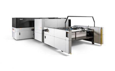 Durst anuncia P5 250 WT para o segmento de embalagens corrugadas