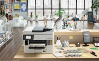 Canon apresenta presidente e novas impressoras MAXIFY GX