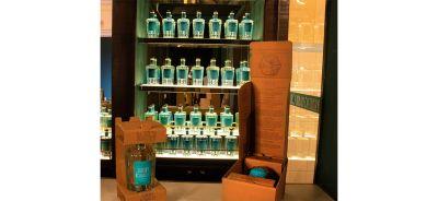 Jardim Botânico Gin conta com Smurfit Kappa para a produção de embalagem sustentável