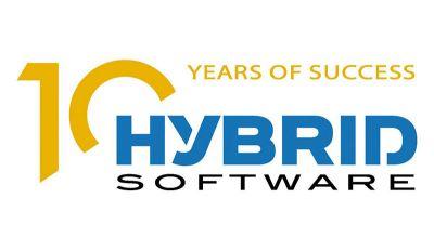 Hybrid Software comemora 10 anos de mercado