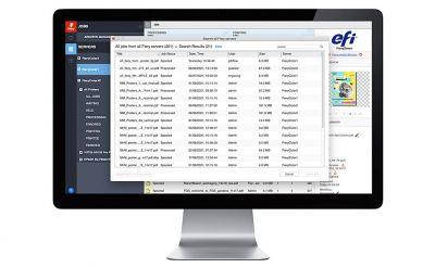 Empresas de impressão ganham tempo na entrega com a mais nova tecnologia EFI Fiery