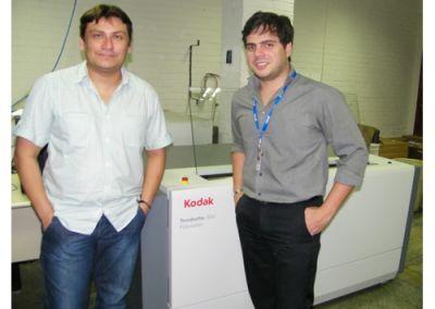 Diário do Pará investe em solução de pré-impressão Kodak