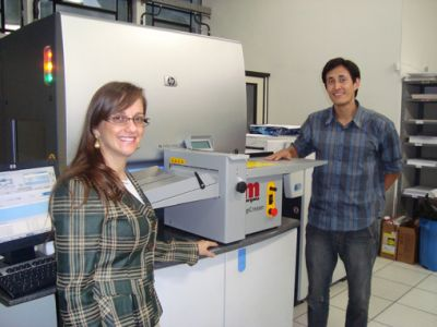 InPrima Centro investe em tecnologia Morgana DigiCreaser, comercializada pela Diginove